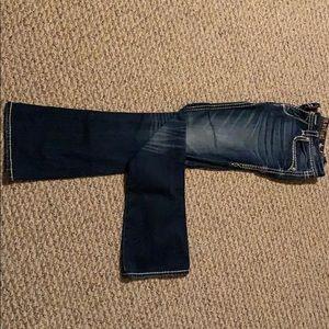 Rock Revival Roselin Boot cut Jeans